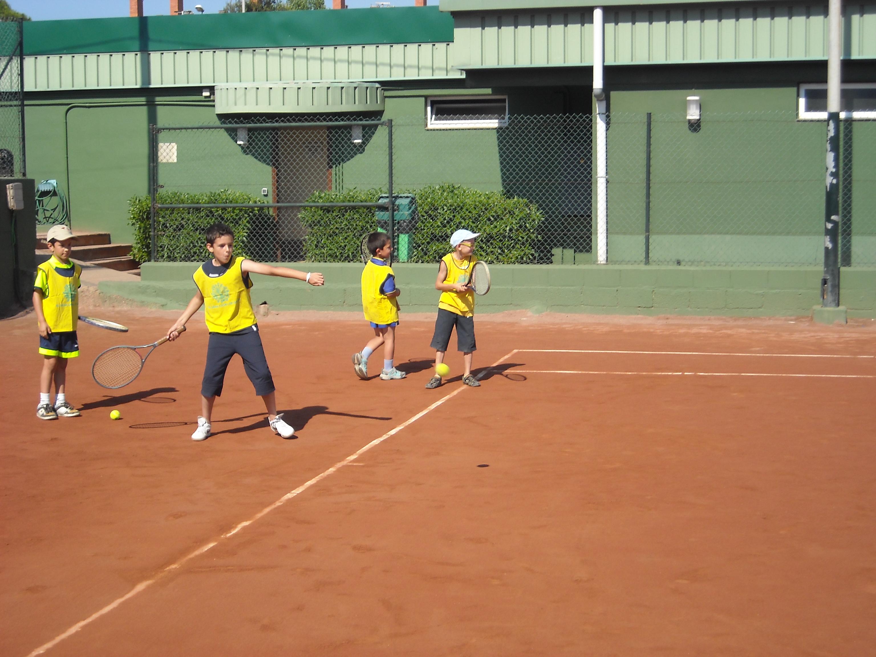 Extraescolar-Tennis