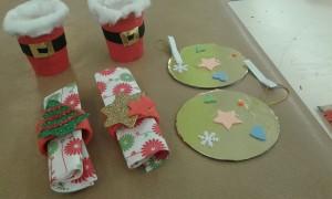 Nadal parament taula